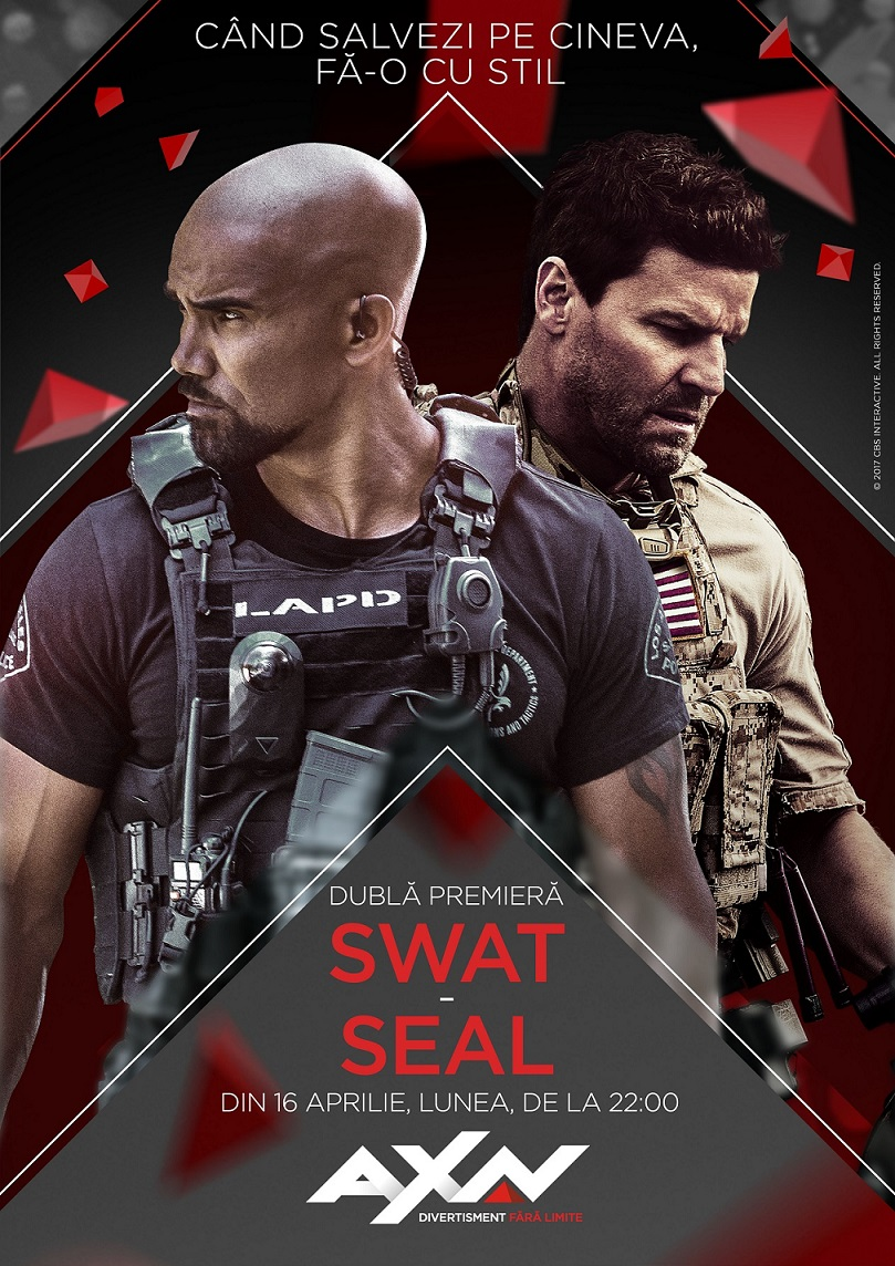 S.W.A.T., Seal / © AXN