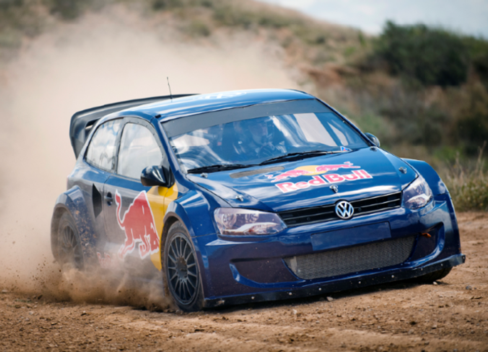Red Bull Global Rallycross, Extreme Sports